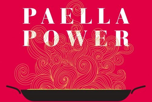 Paella Power, by Rodrigo de la Calle