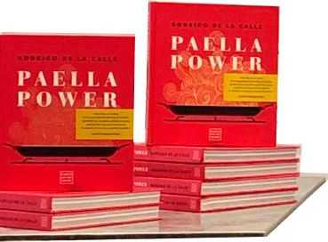 'Paella Power', el libro definitivo de la paella y los arroces